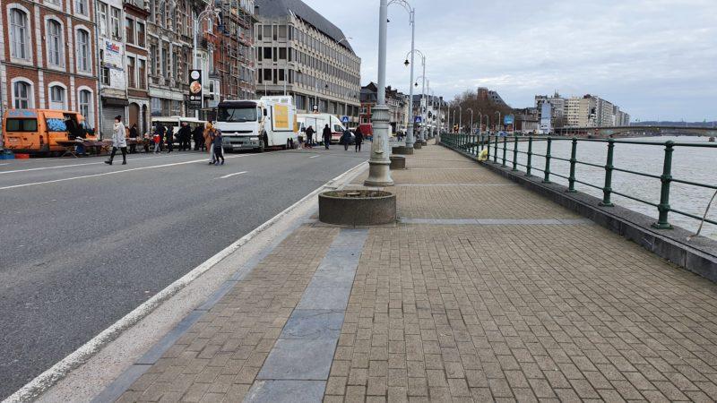 Tram: les travaux du quai de la Batte reportés à cause d'une suspicion Covid