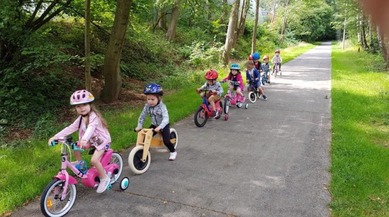 Agenda ► Stage CSM – bambin vélo
