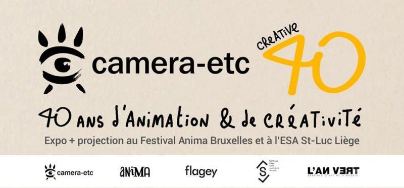 Agenda ► Ciné-club ESA St-Luc : Creative 40 + Vernissage