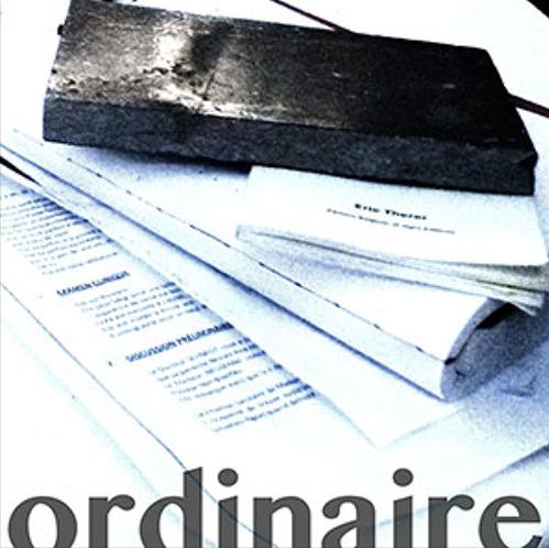 Agenda ► Ordinaire