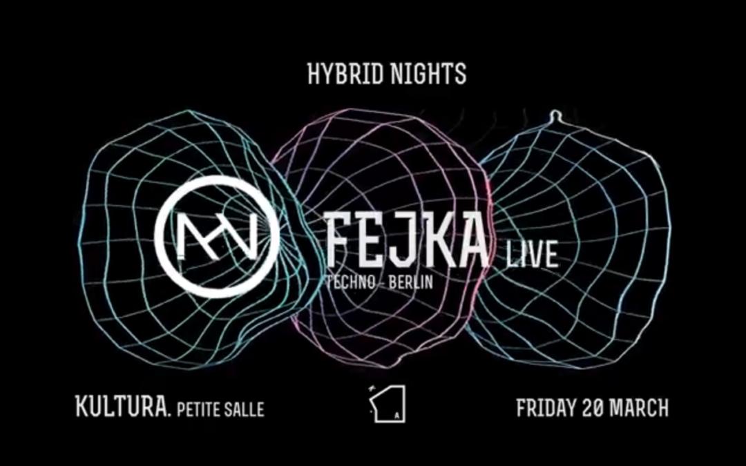 Agenda ► HN: Fejkà – KulturA. 20/03