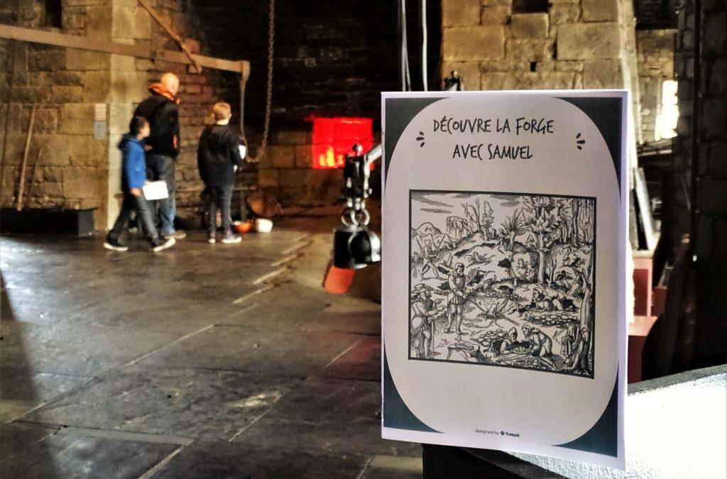 Agenda ► Viens t'a(musées) à la Maison de la Métallurgie et de l'Industrie de Liège
