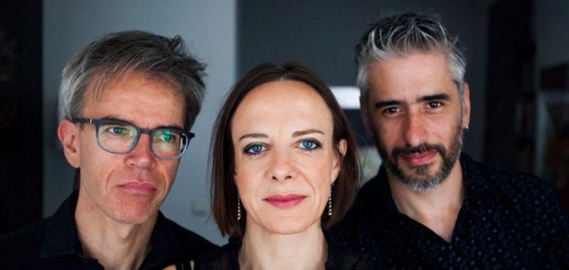 Agenda ► Karine Germaix Trio + Julien de Borman et Sébastien Willemyns