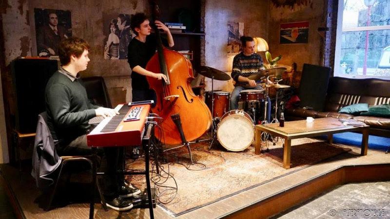 Agenda ► Milan Verbist Trio