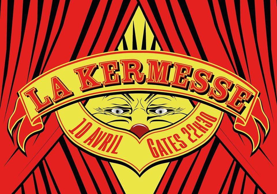 Agenda ► La Kermesse 2