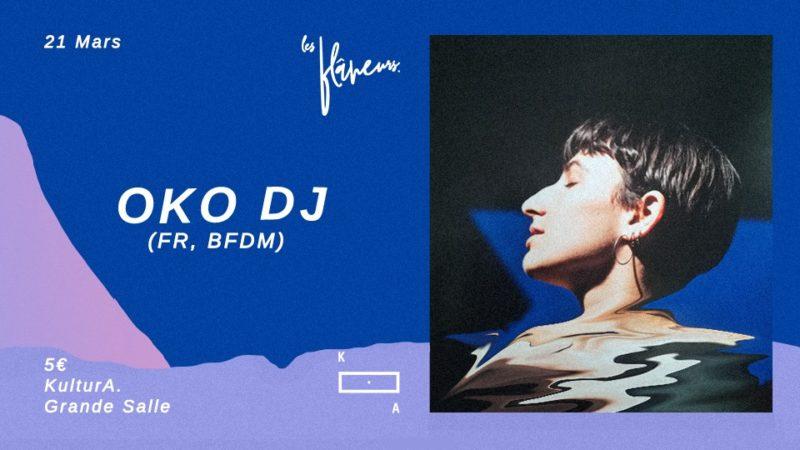 Agenda ► Les flâneurs / OKO DJ / KulturA.