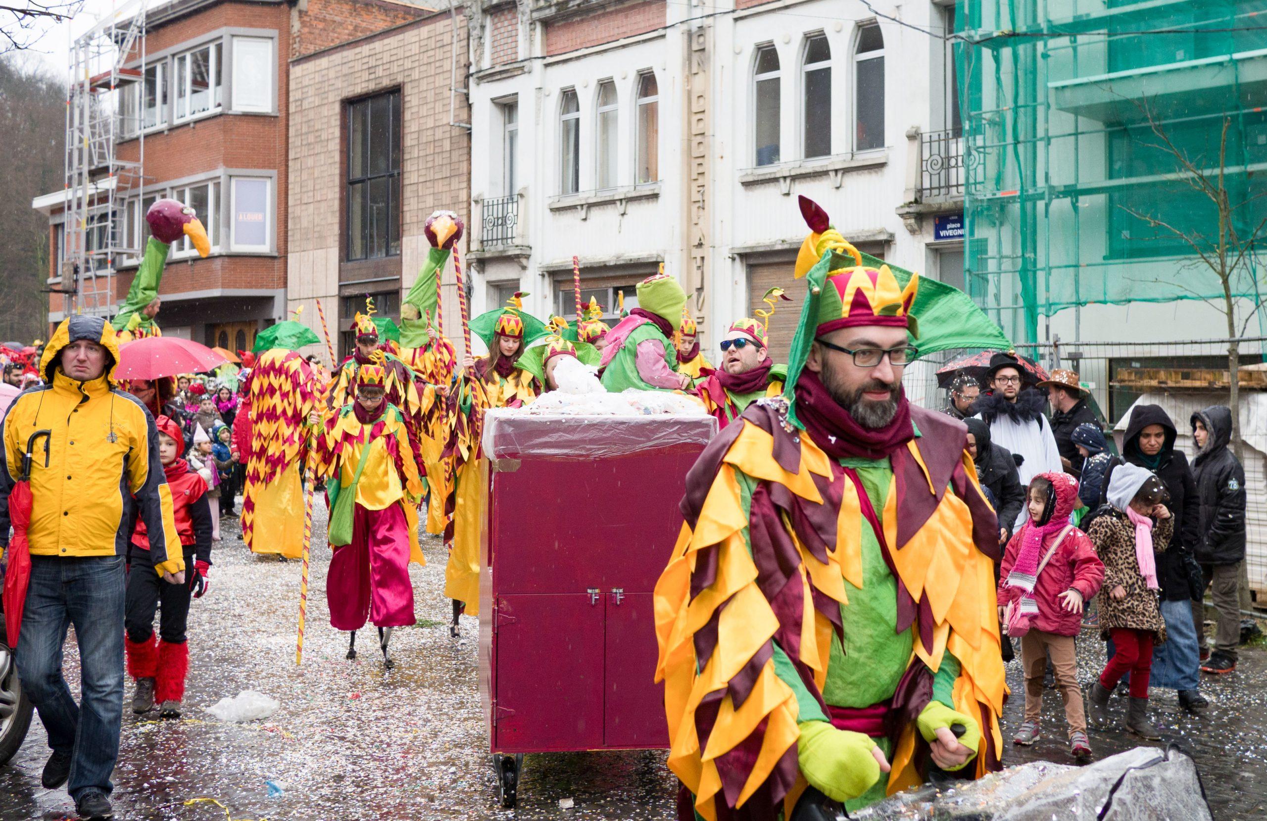 C'est la semaine du Carnaval du Nord: mardi pour les enfants et samedi pour tout le monde