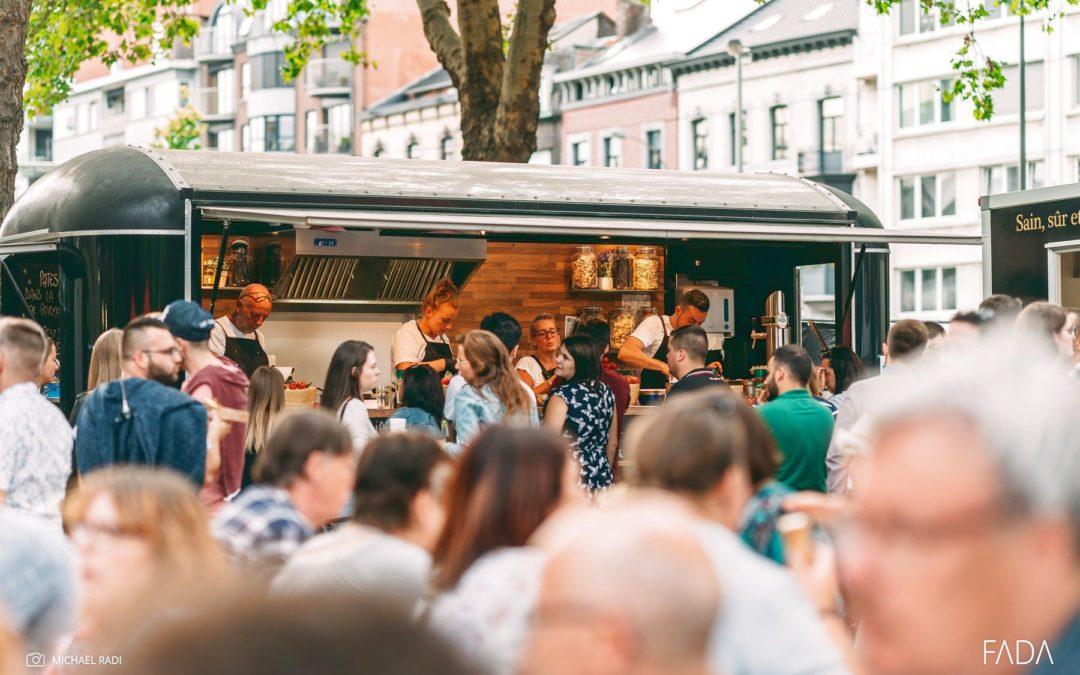 Le festival de food trucks revient en mars à la Caserne Fonck
