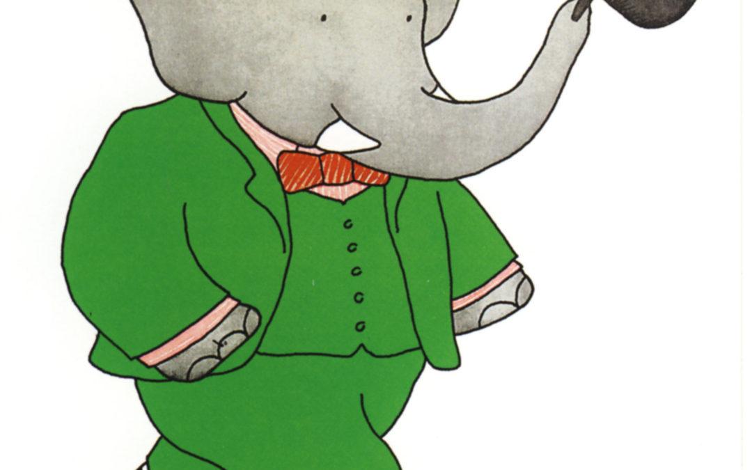 Agenda ► Babar, le petit éléphant