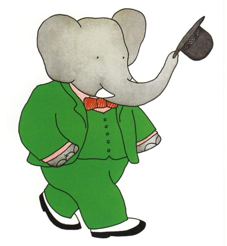 Babar, le petit éléphant