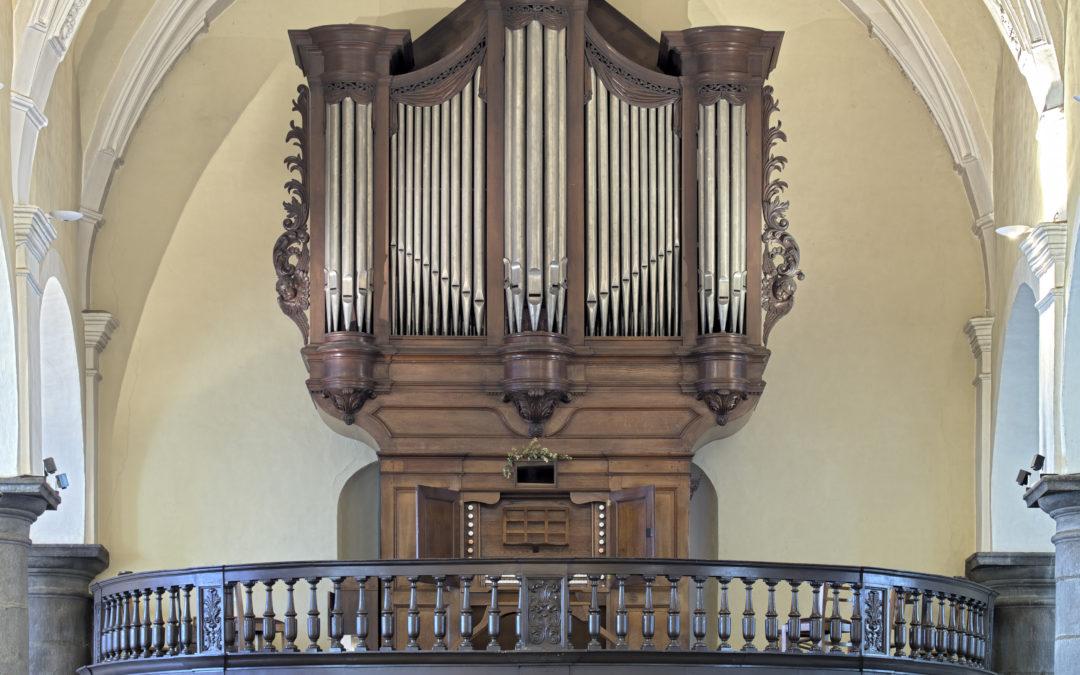 Agenda ► Sept organistes à l'église de Chênée