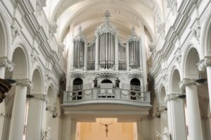 Agenda ► Visite guidée de l'orgue de la Collégiale St-Barthélemy à Liège. Sur rendez-vous