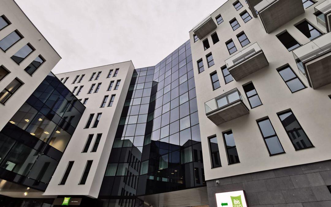 Un nouvel hôtel Ibis de 102 chambres aux Guillemins décoré sur le thème de la BD
