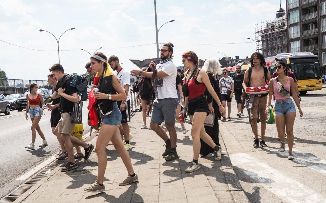Le festival Les Ardentes recrute ses bénévoles: mais l'événement doit-il avoir lieu ?