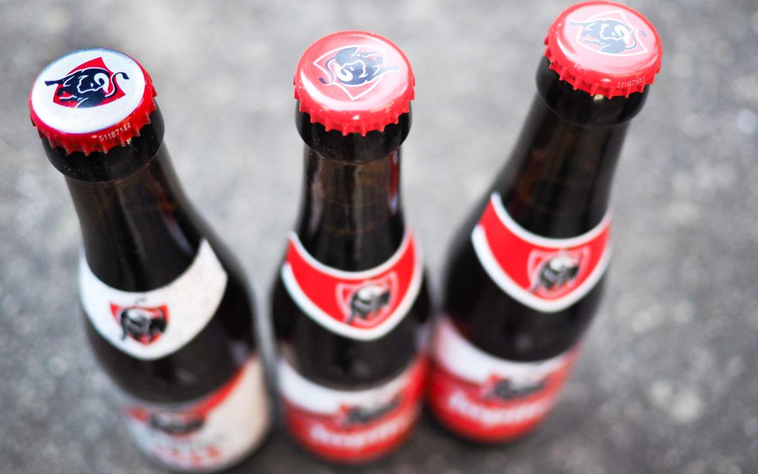 La production de bière menacée a Jupille faute de capsules chinoises