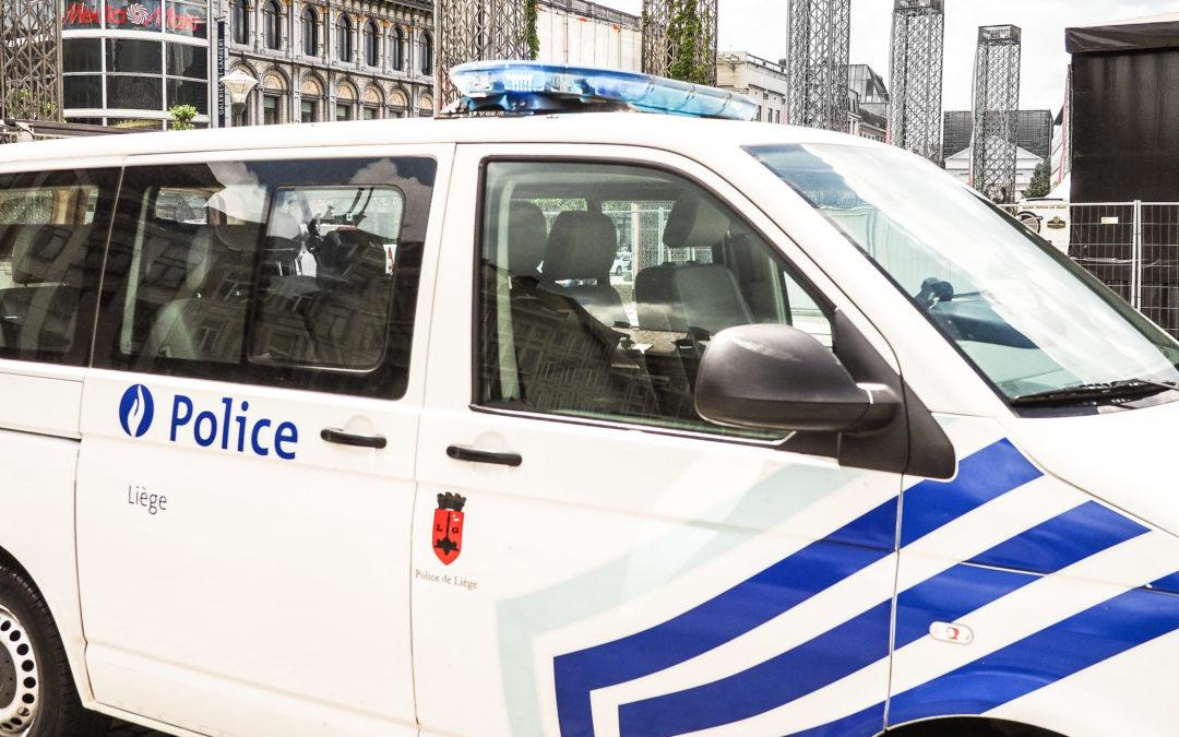 """Des contrôles routiers """"coronavirus"""" mis en place à Liège: déjà plusieurs centaines de PV"""