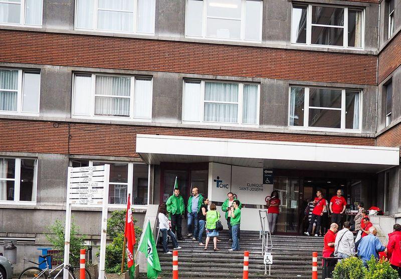 La clinique Saint-Joseph va reprendre du service dans 15 jours