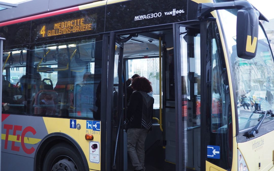On a échappé à une grève au TEC: les chauffeurs obtiennent une surveillance renforcée après l'incident