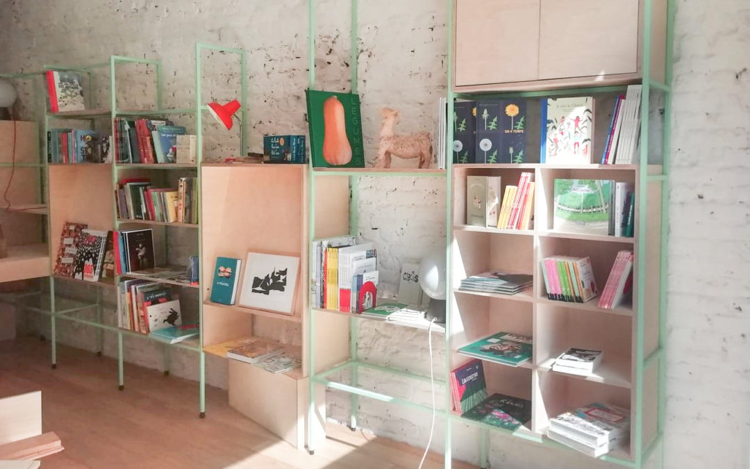 Nouvelle librairie jeunesse dans le quartier Saint-Léonard