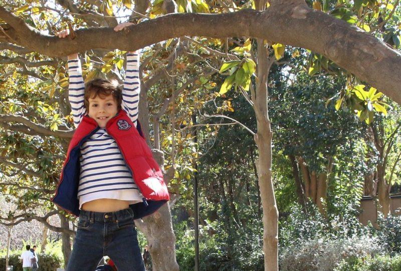 Quartiers d'accueil pour les enfants dans des espaces verts communaux ?