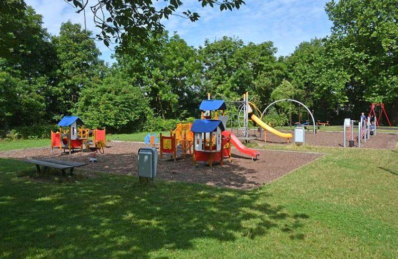 Réouverture des plaines de jeu pour les enfants