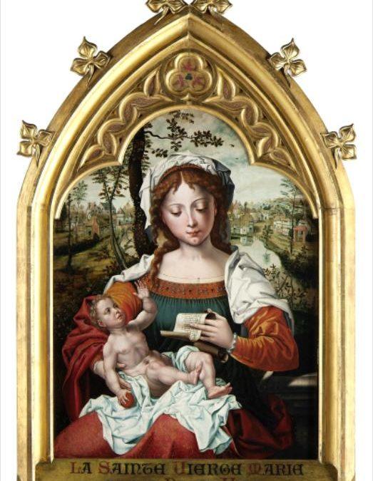 Agenda ► Visite Thématique – La Vierge dans tous ses états