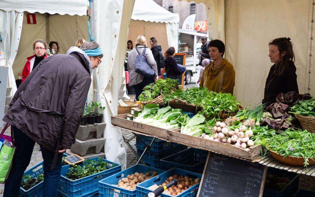 Des marchés de produits locaux étendus à plusieurs quartiers et à la Batte?