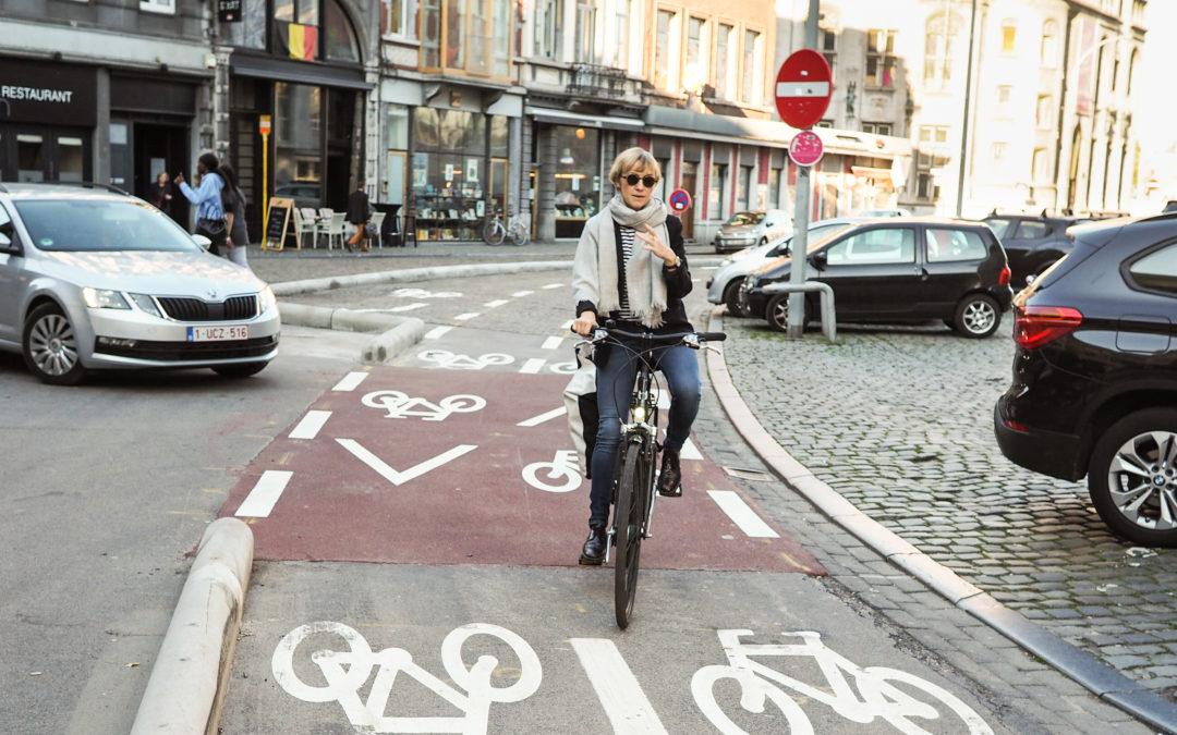 La Ville agrandit son réseau de rues cyclables
