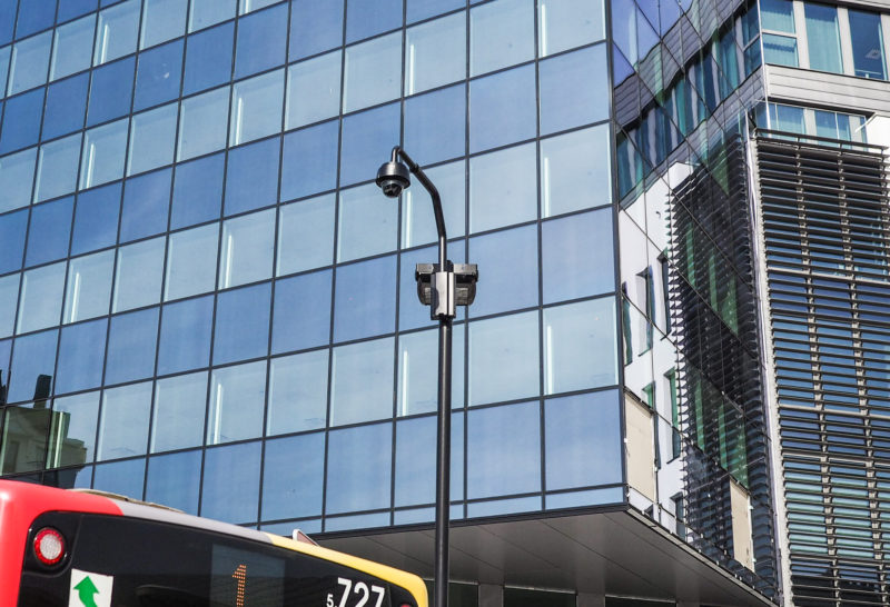 Plus de 185 caméras surveillent chaque jour les rues de Liège
