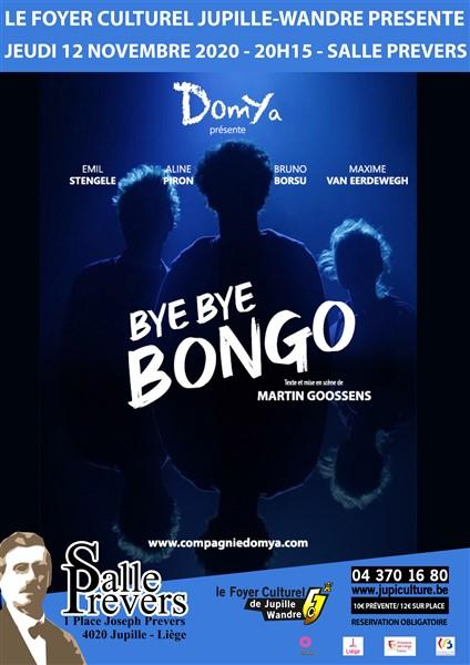 Agenda ► BYE BYE BONGO