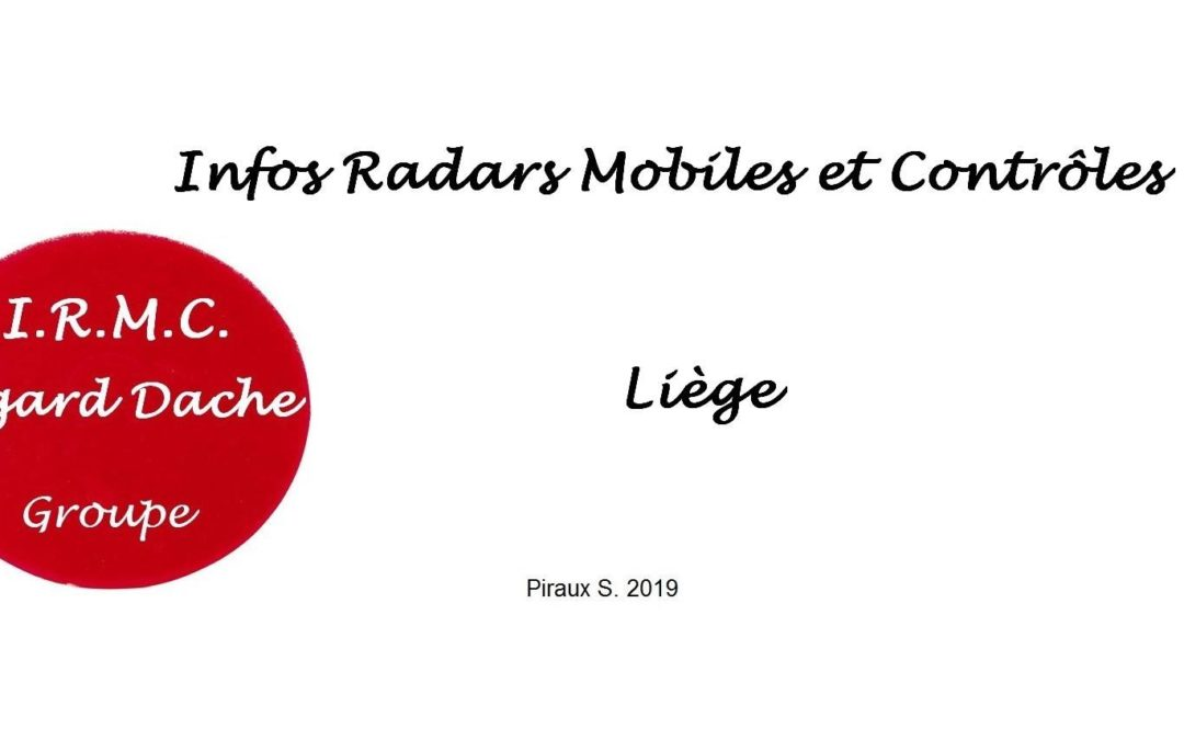 """""""Infos radars mobiles Liège"""": le groupe Facebook contrôlé par SudPresse"""