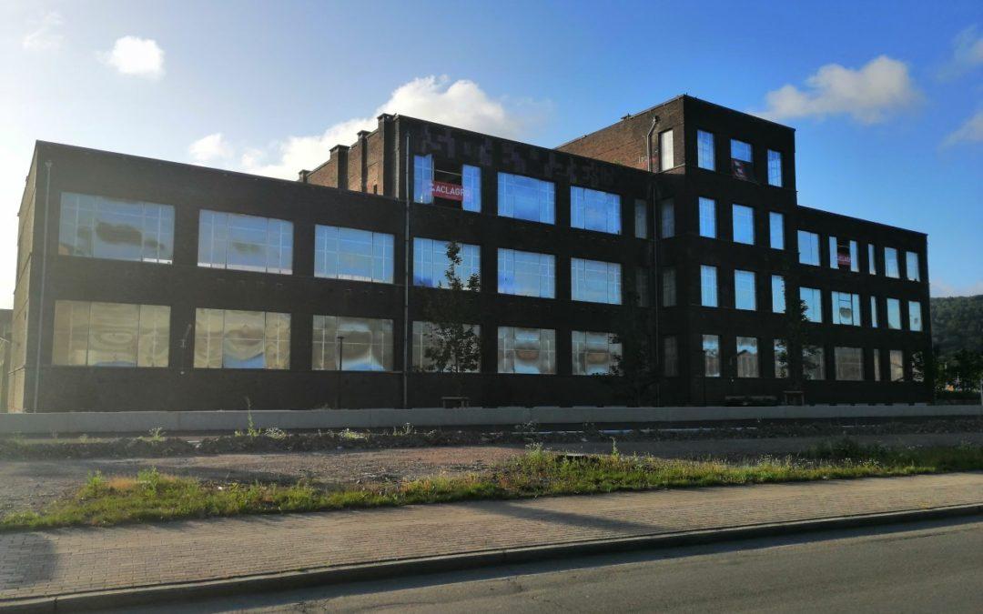Permis accordé pour 232 logements sur le site de l'Institut de Mécanique au Val-Benoît