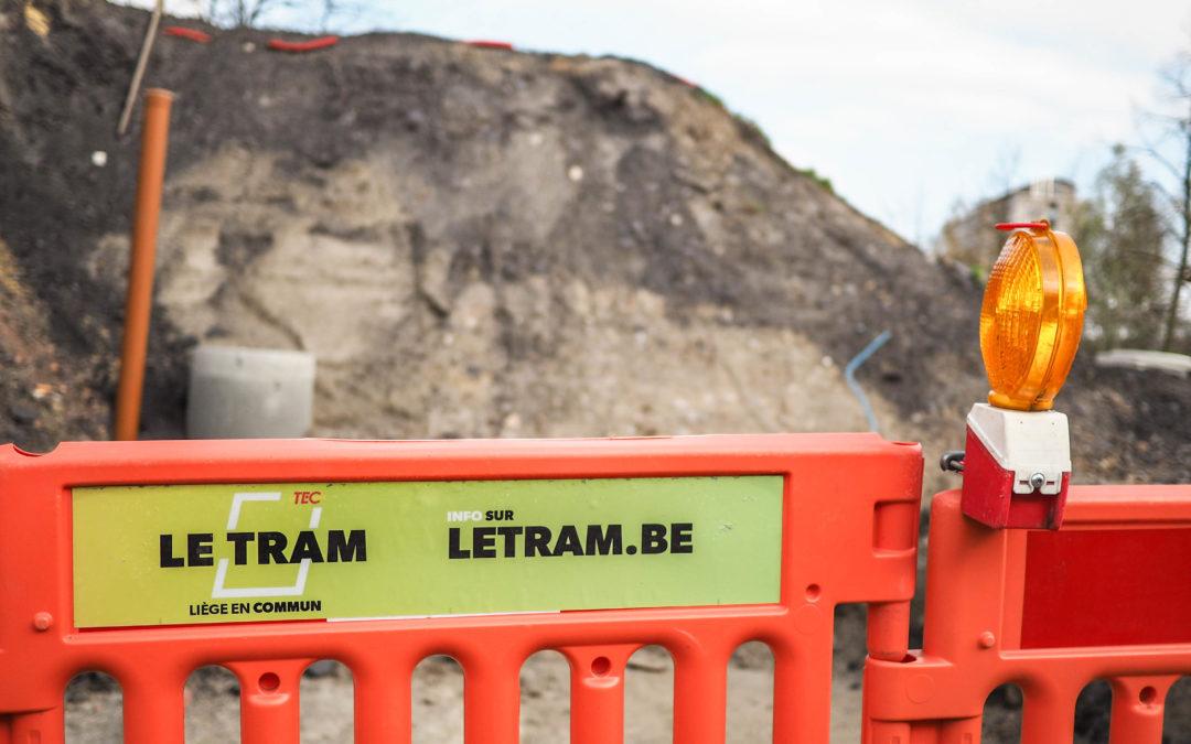 Voici les nouveaux chantiers du tram qui démarreront cet été