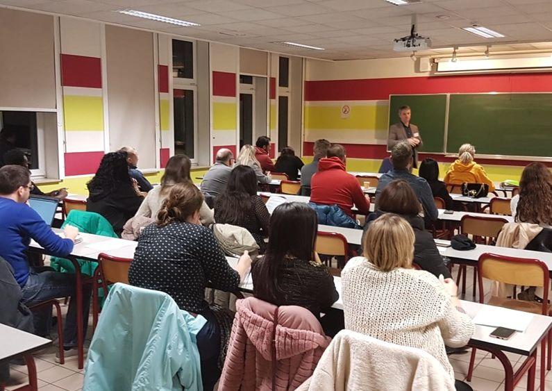 Succès des formations: l'IFAPME va occuper des locaux à l'école Sainte-Véronique