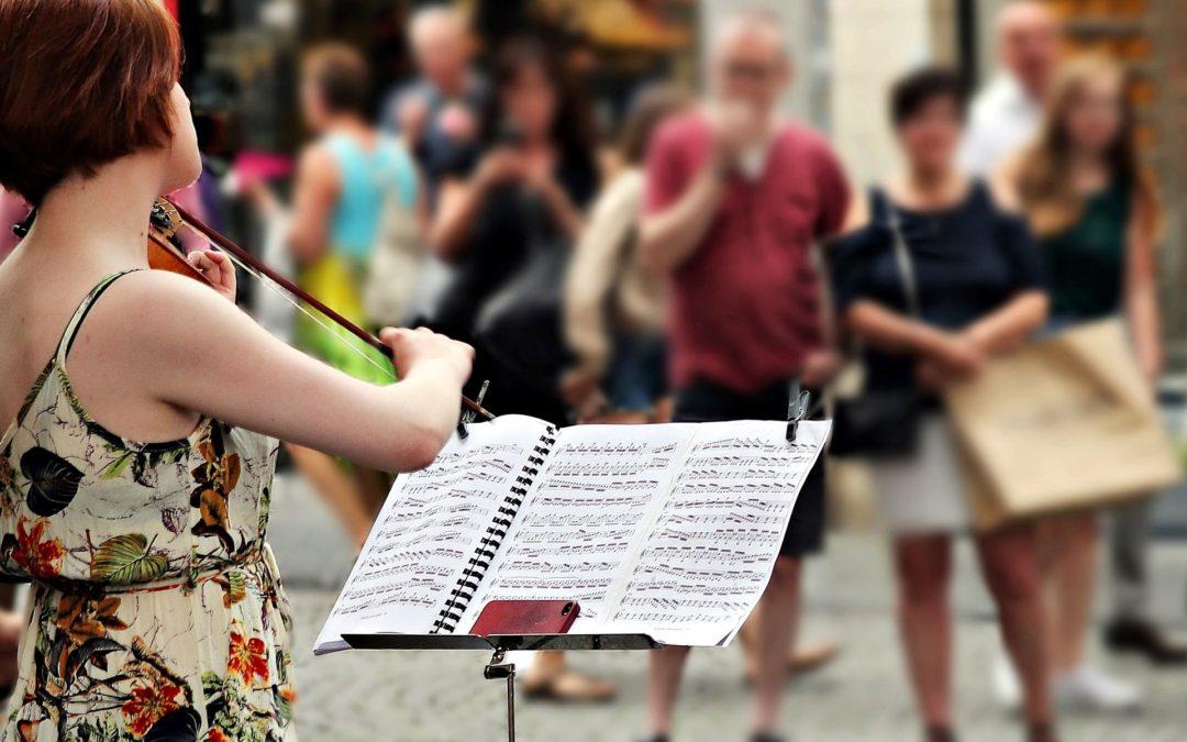 Evénements artistiques tout l'été sur les places publiques: voici la programmation