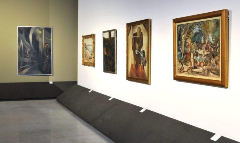 La collection permanente du musée La Boverie à nouveau accessible.