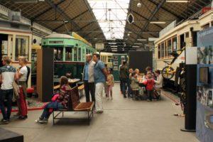Agenda ► Les Journées du patrimoine au Musée des Transports
