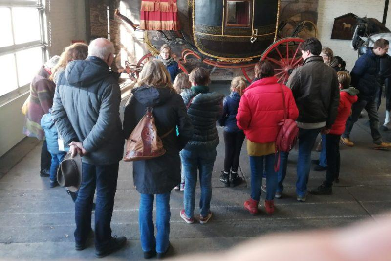 Agenda ► Les samedis ludiques : le 'Menu famille' au Musée des Transports