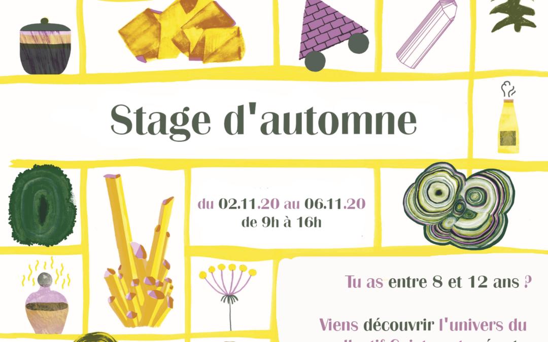 Agenda ► Stage créatif – Crée ta collection