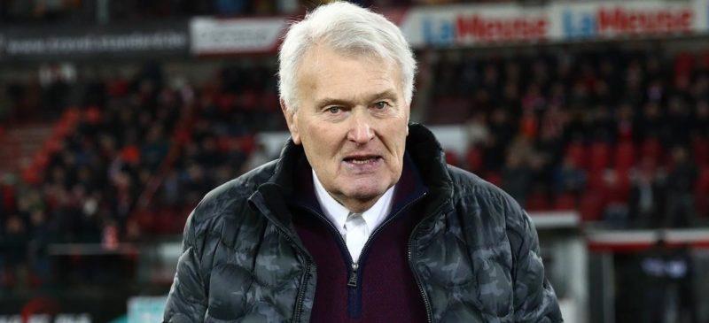 Le Standard de Liège pleure la disparition de son ancien défenseur Jacky Beurlet