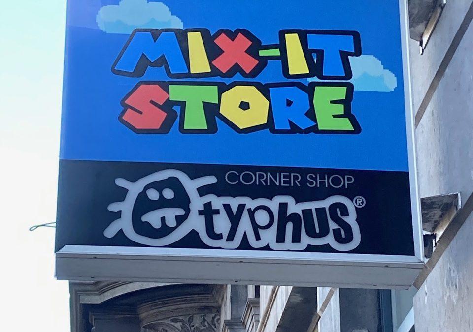 """""""Mix-it Store"""": le nouveau magasin sur le boulevard Sauvenière qui vous propose de personnaliser vos vêtements"""