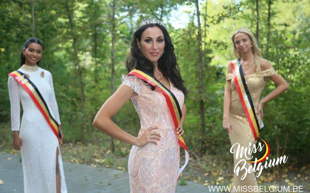 Concours Miss Belgique 2021:  il y a deux Liégeoises parmi les 33 candidates