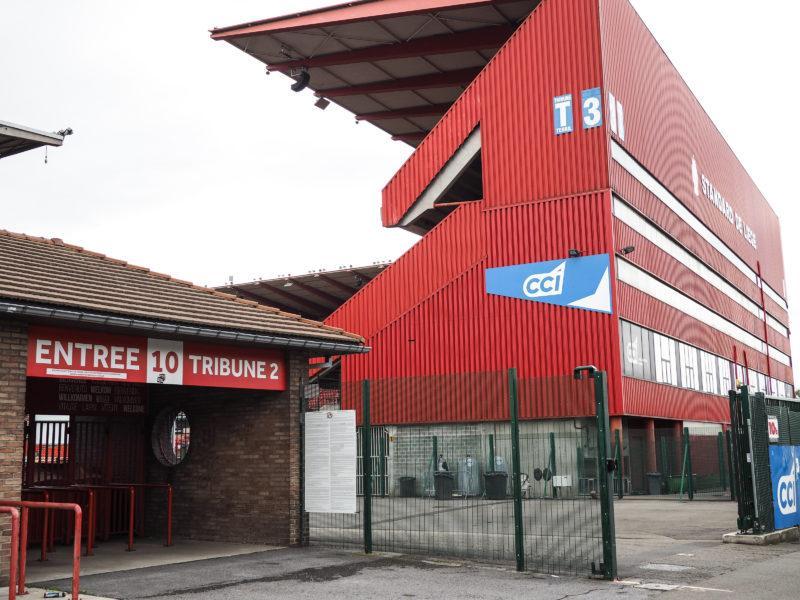 La vaccination commence au Standard de Liège