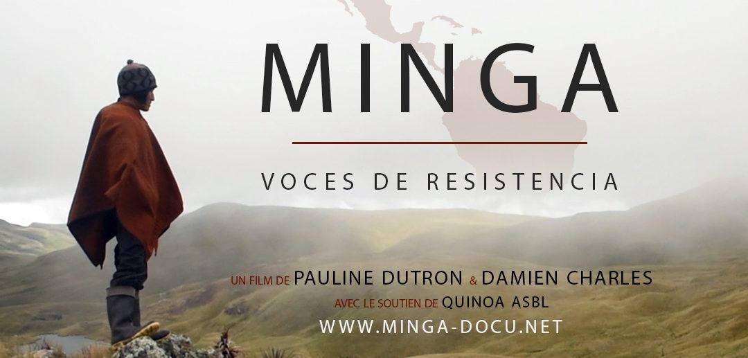 Agenda ► Minga, voix de résistance