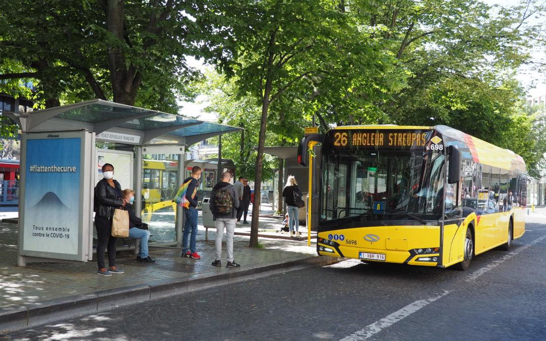 Offre spéciale du TEC: 7 jours d'abonnement de bus pour 2 euros 50