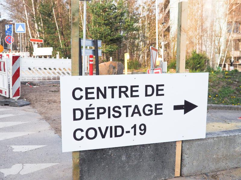 Tout savoir sur les tests Covid à Liège: lieux, horaires, remboursements…