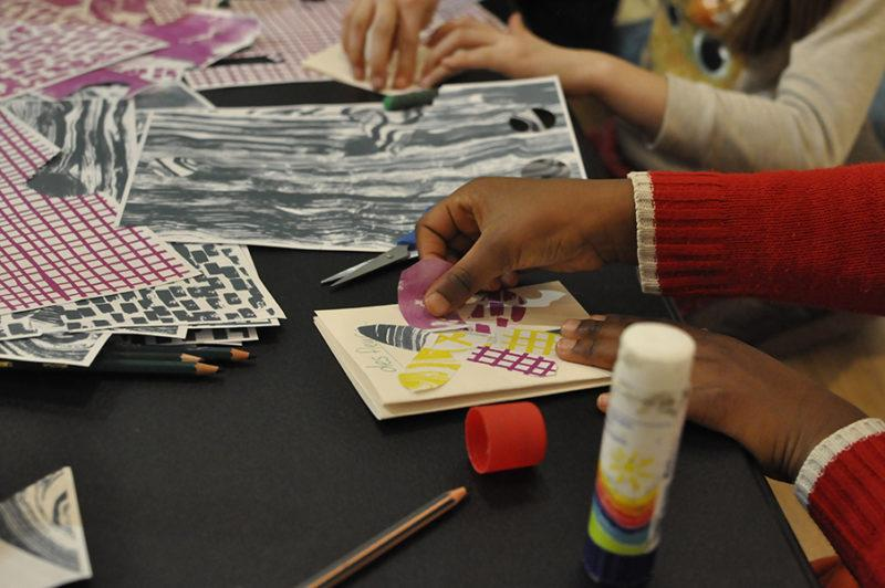 Agenda ► Atelier Graphique pour adultes