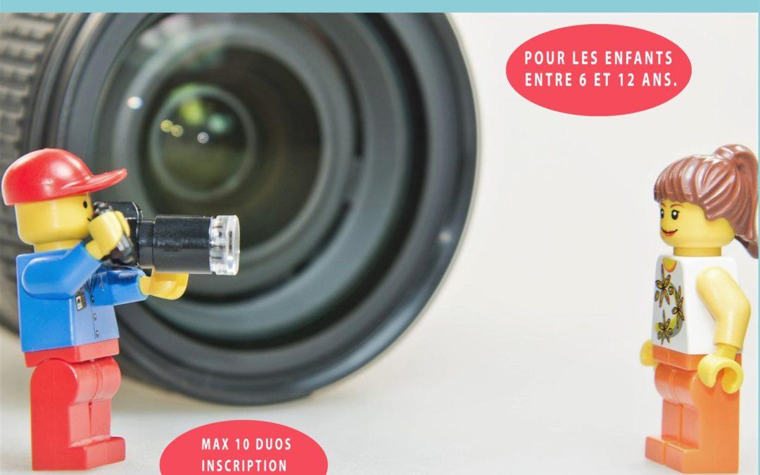 Agenda ► Atelier numérique – Stop motion