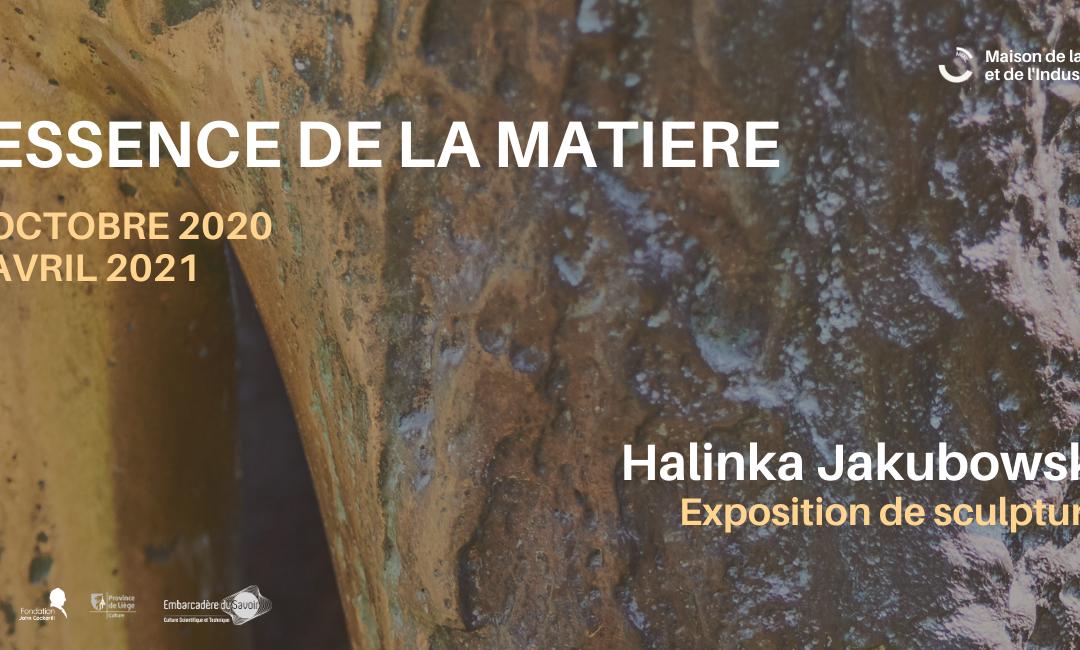 Agenda ► Exposition de sculptures – L'Essence de la Matière