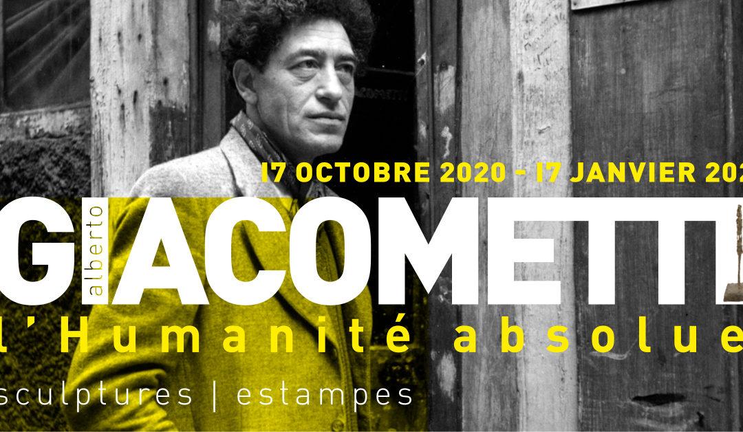 Agenda ► Alberto Giacometti – l'Humanité absolue